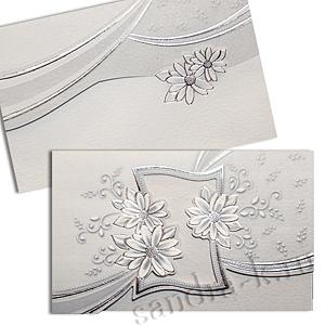 Свадебная пригласительная открытка TBZ 114646w