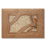 Подарочная открытка с цветами 109146