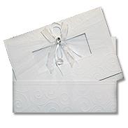 Свадебное приглашение ручной работы 108678