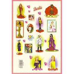 Наклейка Барби 692563