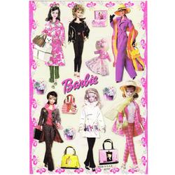 Наклейка Барби 80797