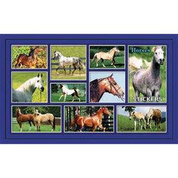 Наклейка лошади 187-03