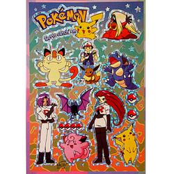 Наклейка Покемоны 001108