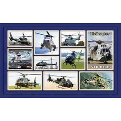 Наклейка вертолеты 188-03