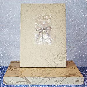 Книга пожеланий на свадьбу 9005В