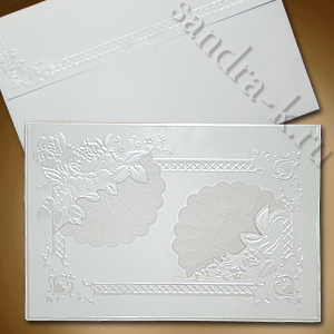 Приглашение на свадьбу 140064