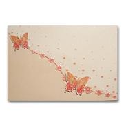 Открытка с бабочками 190186