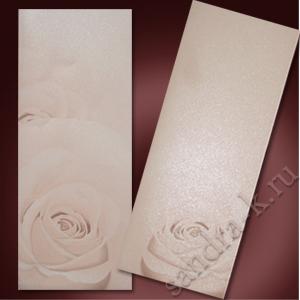 Эксклюзивная открытка Роза 110069