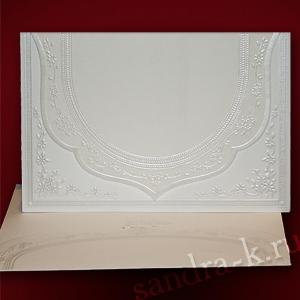 Свадебная пригласительная открытка TBZ 115411