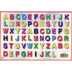 Наклейка английский алфавит 662903