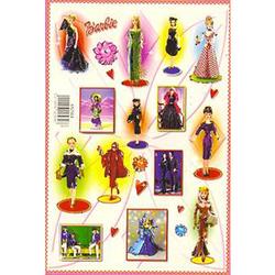 Наклейка Барби 692564