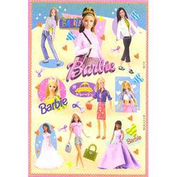 Наклейка Барби 80772