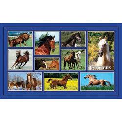 Наклейка лошади 187-04