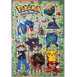 Наклейка Покемоны 001110
