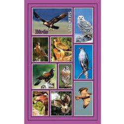 Наклейка птицы 187-16