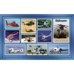 Наклейка вертолеты 188-02