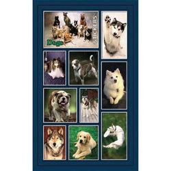 Наклейка собаки 187-14