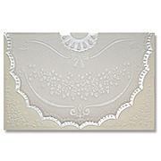 Свадебная пригласительная открытка TBZ 115221