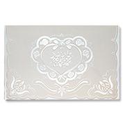 Свадебная пригласительная открытка TBZ 913057