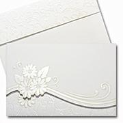 Пригласительные на свадьбу с ромашками 171120