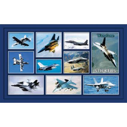 Наклейка самолеты 188-18