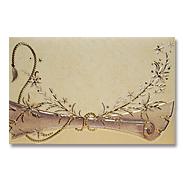 Свадебная пригласительная открытка TBZ 114720w